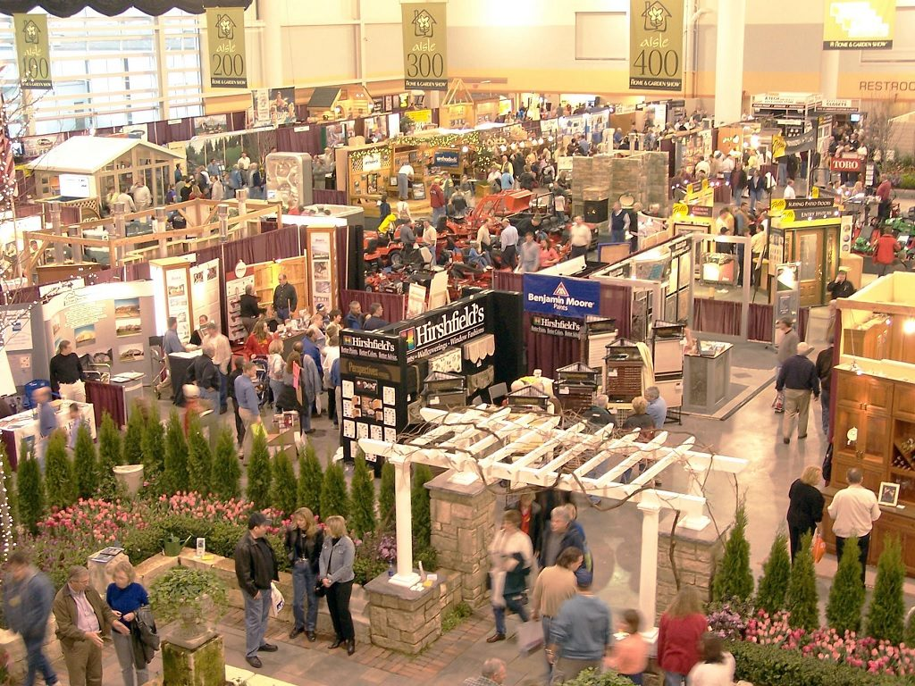 Home Improvement Shows Good Home Improvement Shows With Home - Home and garden show cleveland